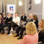 Prime Minister of Estonia met with New York community of Estonians