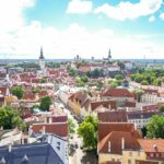 Tallinn has got the first road section that contains plastic waste