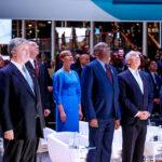 President of Estonia participated in Paris Peace Forum