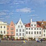 Estonia celebrated the independence day on Monday